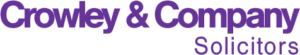 Crowley and company solicitors logo