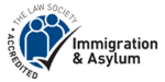 immigration and asylum law society logo png